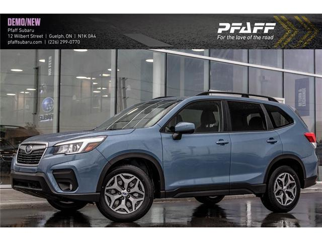 2019 Subaru Forester 2.5i Touring (Stk: S00225) in Guelph - Image 1 of 22