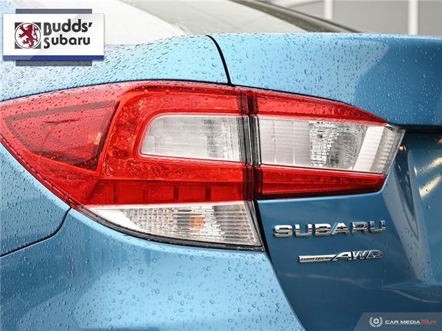 2018 Subaru Impreza Touring (Stk: I18111R) in Oakville - Image 14 of 30