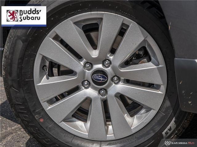 2018 Subaru Outback 2.5i Touring (Stk: O18209R) in Oakville - Image 8 of 30