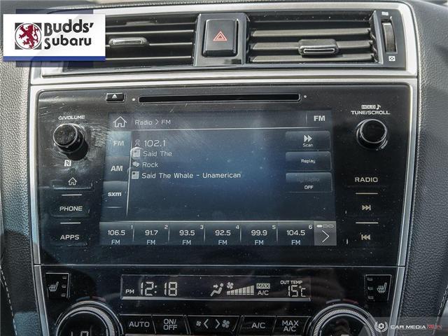 2018 Subaru Outback 2.5i Touring (Stk: O18209R) in Oakville - Image 23 of 30