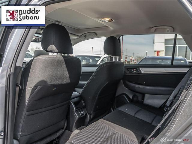 2018 Subaru Outback 2.5i Touring (Stk: O18209R) in Oakville - Image 26 of 30