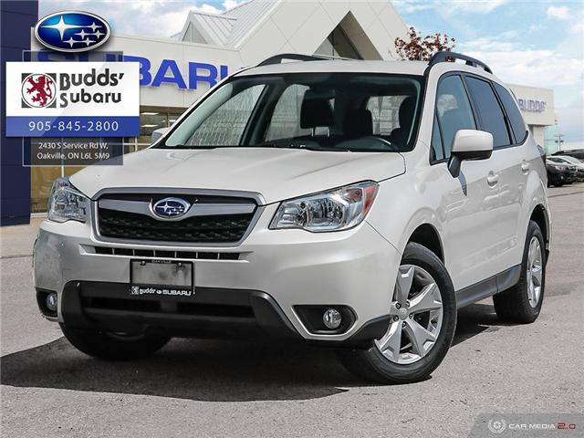 2015 Subaru Forester 2.5i Convenience Package (Stk: PS2095) in Oakville - Image 1 of 28