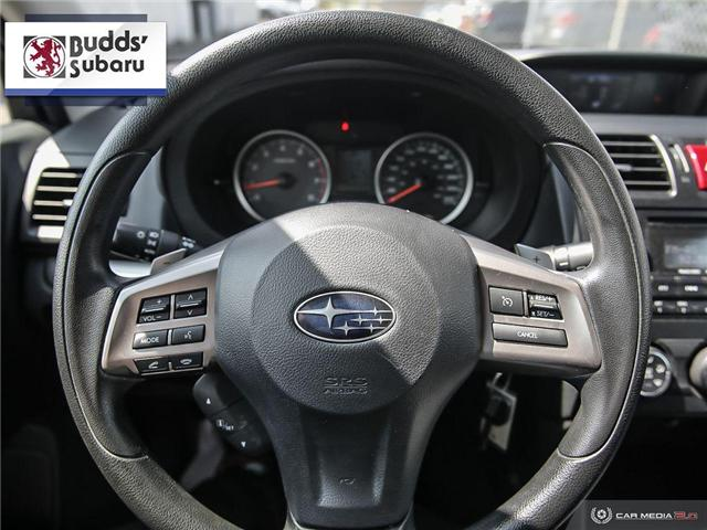 2015 Subaru Forester 2.5i Convenience Package (Stk: PS2095) in Oakville - Image 15 of 28