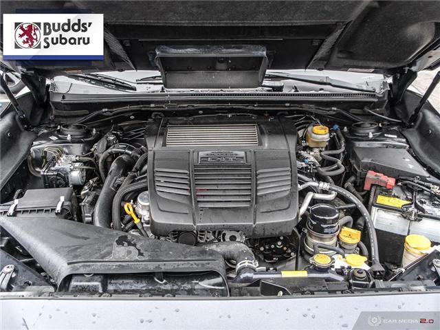 2018 Subaru WRX Sport-tech (Stk: PS2096) in Oakville - Image 9 of 26