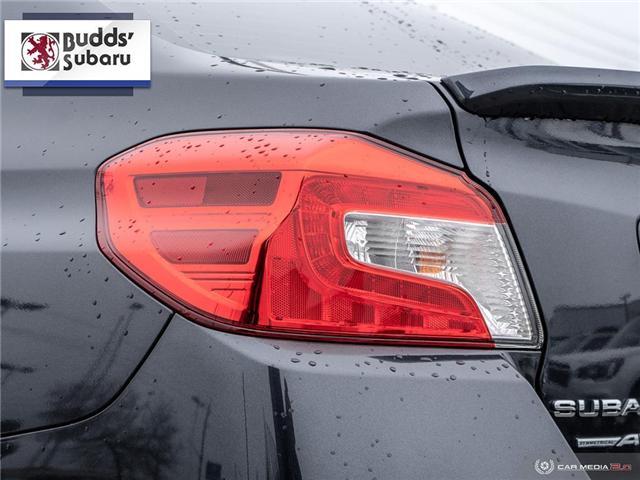 2018 Subaru WRX Sport-tech (Stk: PS2096) in Oakville - Image 12 of 26