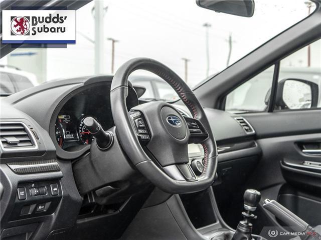 2018 Subaru WRX Sport-tech (Stk: PS2096) in Oakville - Image 13 of 26