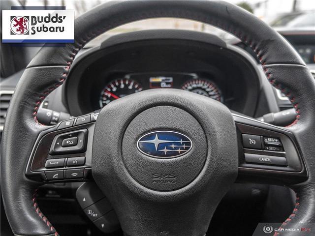 2018 Subaru WRX Sport-tech (Stk: PS2096) in Oakville - Image 14 of 26