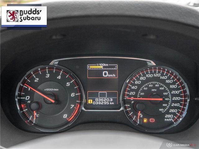 2018 Subaru WRX Sport-tech (Stk: PS2096) in Oakville - Image 15 of 26