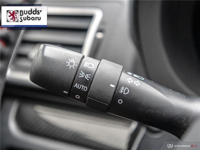 2018 Subaru WRX Sport-tech (Stk: PS2096) in Oakville - Image 16 of 26