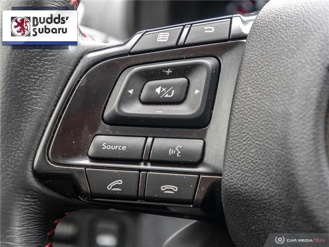 2018 Subaru WRX Sport-tech (Stk: PS2096) in Oakville - Image 18 of 26
