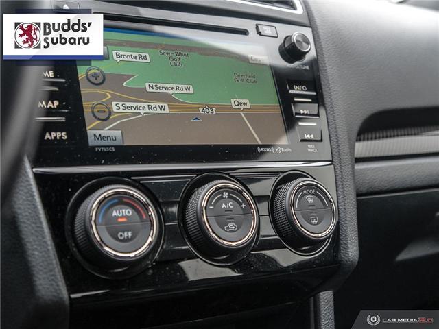 2018 Subaru WRX Sport-tech (Stk: PS2096) in Oakville - Image 19 of 26