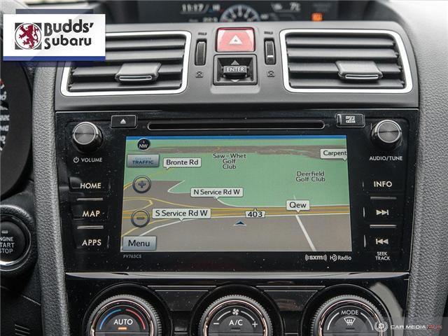 2018 Subaru WRX Sport-tech (Stk: PS2096) in Oakville - Image 20 of 26