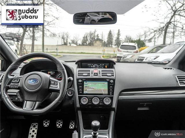 2018 Subaru WRX Sport-tech (Stk: PS2096) in Oakville - Image 24 of 26