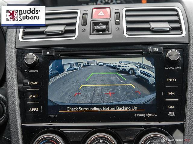 2018 Subaru WRX Sport-tech (Stk: PS2096) in Oakville - Image 26 of 26