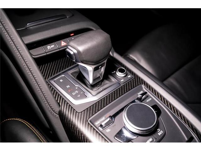 2017 Audi R8 5.2 V10 plus (Stk: VU0451) in Vancouver - Image 17 of 20