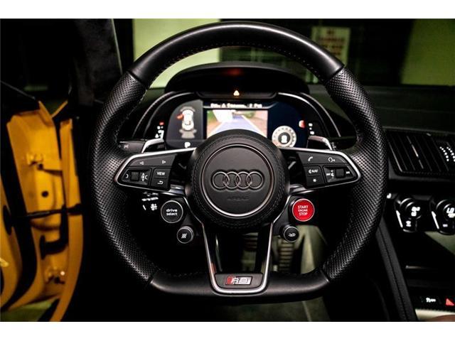 2017 Audi R8 5.2 V10 plus (Stk: VU0451) in Vancouver - Image 19 of 20