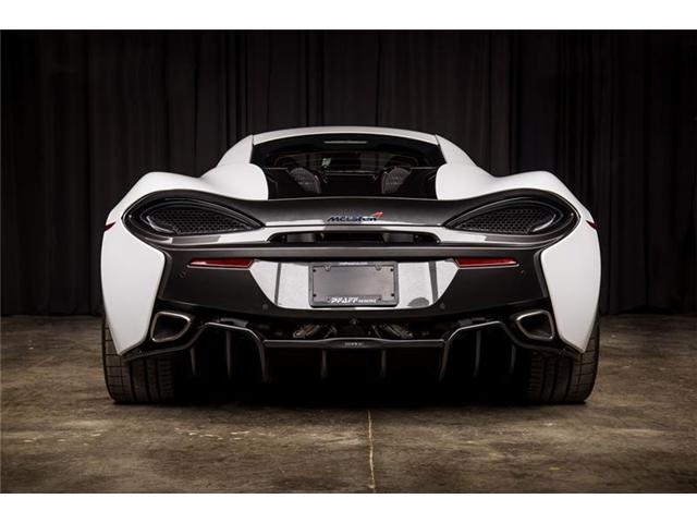 2018 McLaren 570S Coupe (Stk: MV0198) in Vancouver - Image 4 of 19