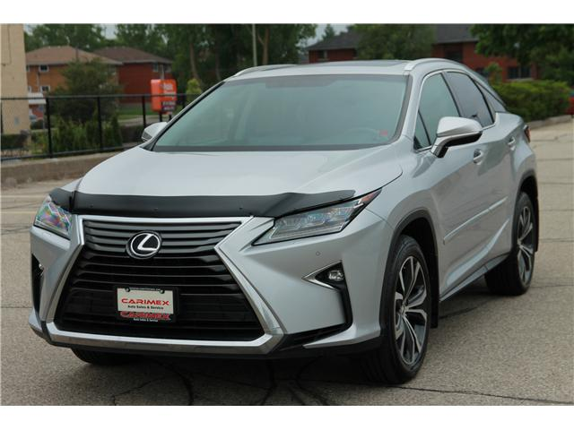 2016 Lexus RX 350 Base (Stk: 1904155) in Waterloo - Image 1 of 30