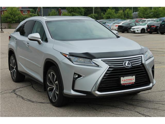 2016 Lexus RX 350 Base (Stk: 1904155) in Waterloo - Image 7 of 30