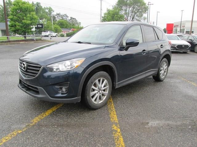 2016 Mazda CX-5 GS (Stk: 207391) in Gloucester - Image 1 of 16