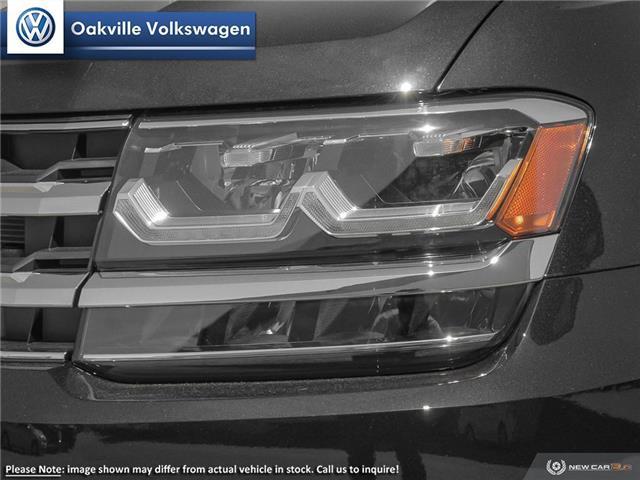 2019 Volkswagen Atlas 3.6 FSI Execline (Stk: 21283) in Oakville - Image 9 of 10