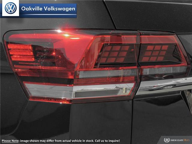 2019 Volkswagen Atlas 3.6 FSI Execline (Stk: 21283) in Oakville - Image 10 of 10