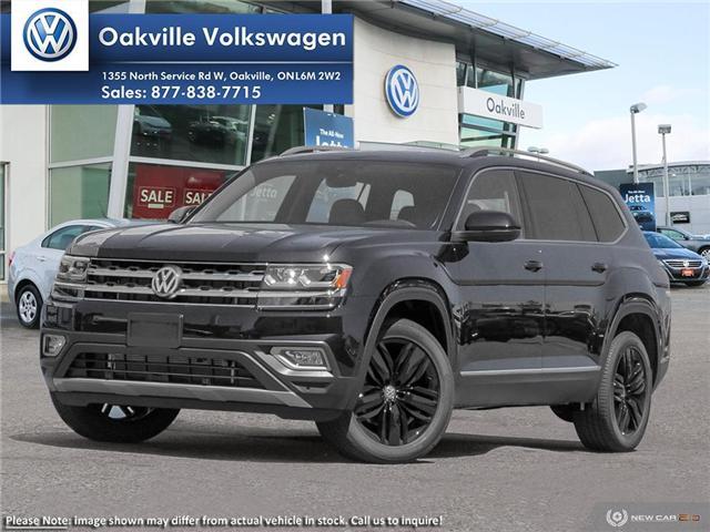 2019 Volkswagen Atlas 3.6 FSI Execline (Stk: 21317) in Oakville - Image 1 of 10