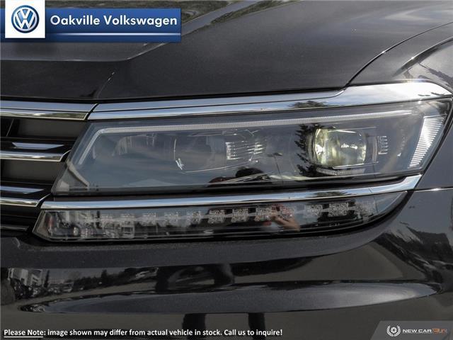 2019 Volkswagen Tiguan Highline (Stk: 21362) in Oakville - Image 10 of 23