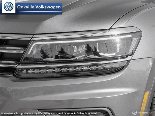 2019 Volkswagen Tiguan Highline (Stk: 21364) in Oakville - Image 10 of 23