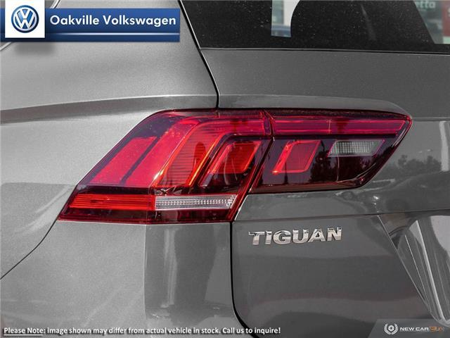 2019 Volkswagen Tiguan Highline (Stk: 21364) in Oakville - Image 11 of 23