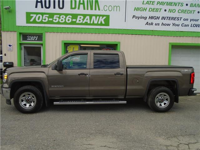 2015 GMC Sierra 1500 Base (Stk: ) in Sudbury - Image 1 of 6
