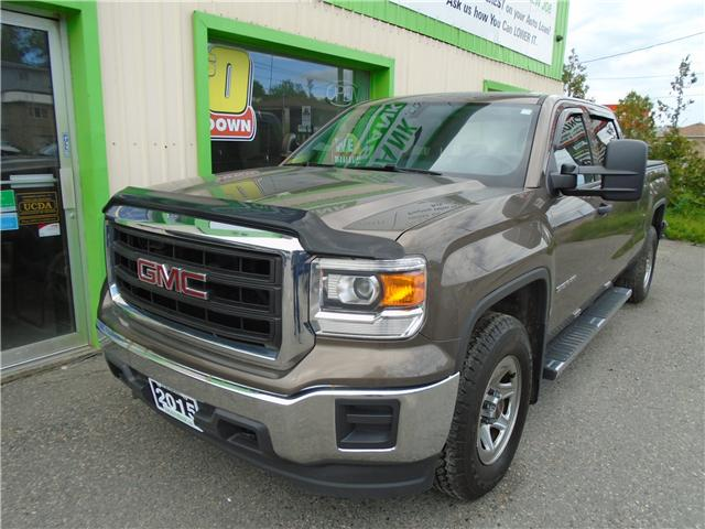 2015 GMC Sierra 1500 Base (Stk: ) in Sudbury - Image 2 of 6