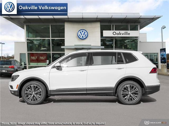 2019 Volkswagen Tiguan Highline (Stk: 21388) in Oakville - Image 3 of 23