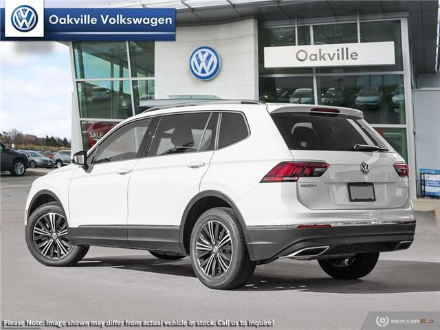 2019 Volkswagen Tiguan Highline (Stk: 21388) in Oakville - Image 4 of 23