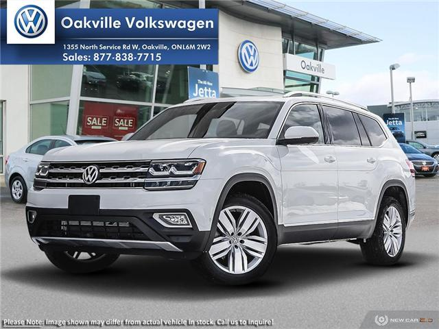 2019 Volkswagen Atlas 3.6 FSI Execline (Stk: 21392) in Oakville - Image 1 of 23