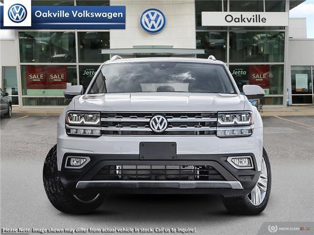 2019 Volkswagen Atlas 3.6 FSI Execline (Stk: 21392) in Oakville - Image 2 of 23