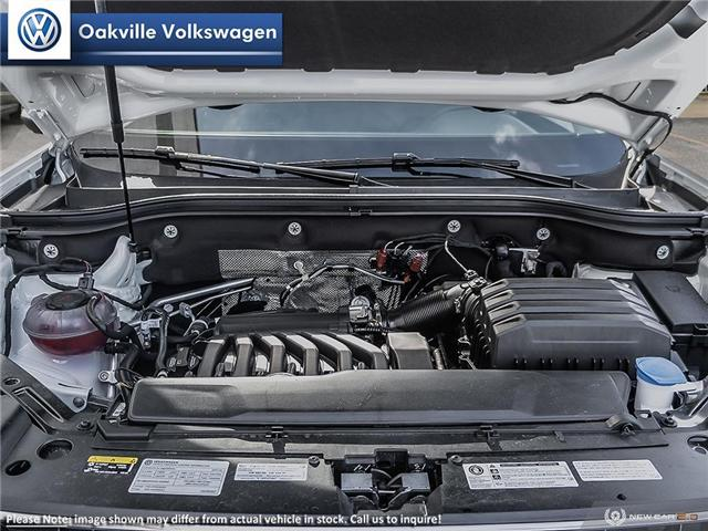 2019 Volkswagen Atlas 3.6 FSI Execline (Stk: 21392) in Oakville - Image 6 of 23