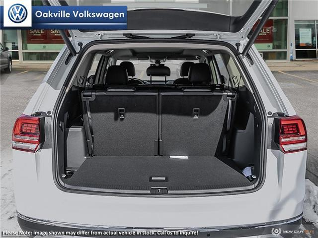 2019 Volkswagen Atlas 3.6 FSI Execline (Stk: 21392) in Oakville - Image 7 of 23