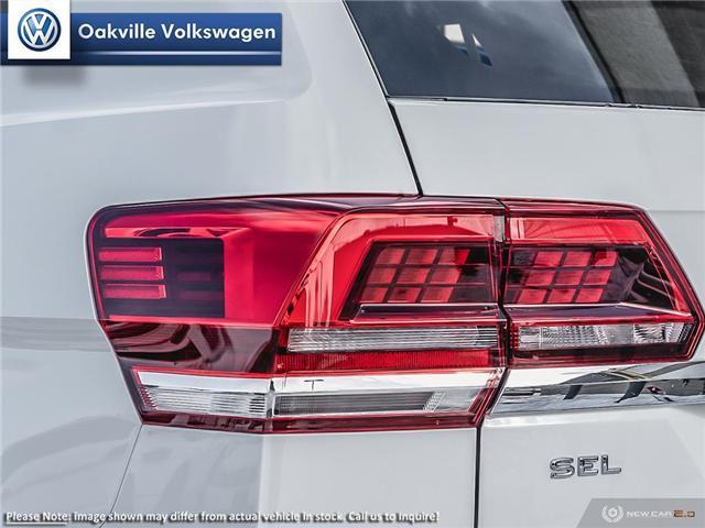 2019 Volkswagen Atlas 3.6 FSI Execline (Stk: 21392) in Oakville - Image 11 of 23