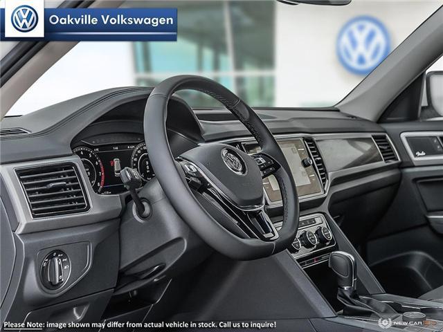 2019 Volkswagen Atlas 3.6 FSI Execline (Stk: 21392) in Oakville - Image 12 of 23