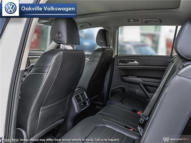 2019 Volkswagen Atlas 3.6 FSI Execline (Stk: 21392) in Oakville - Image 21 of 23