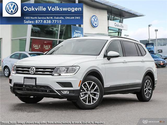 2019 Volkswagen Tiguan Comfortline (Stk: 21396) in Oakville - Image 1 of 23