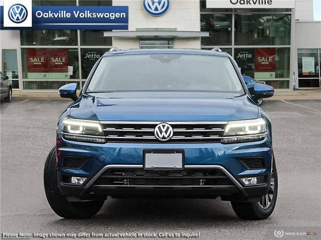 2019 Volkswagen Tiguan Highline (Stk: 21398) in Oakville - Image 2 of 22