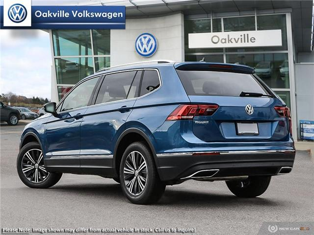 2019 Volkswagen Tiguan Highline (Stk: 21398) in Oakville - Image 4 of 22