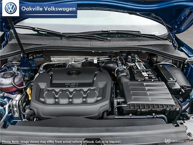 2019 Volkswagen Tiguan Highline (Stk: 21398) in Oakville - Image 6 of 22