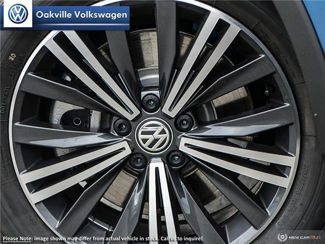 2019 Volkswagen Tiguan Highline (Stk: 21398) in Oakville - Image 8 of 22