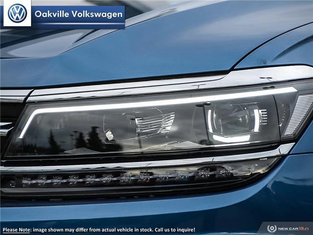 2019 Volkswagen Tiguan Highline (Stk: 21398) in Oakville - Image 10 of 22
