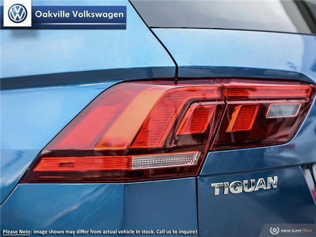 2019 Volkswagen Tiguan Highline (Stk: 21398) in Oakville - Image 11 of 22