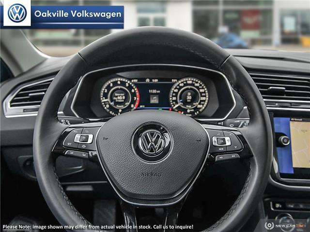 2019 Volkswagen Tiguan Highline (Stk: 21398) in Oakville - Image 13 of 22