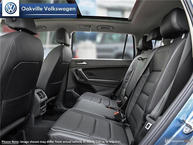 2019 Volkswagen Tiguan Highline (Stk: 21398) in Oakville - Image 20 of 22